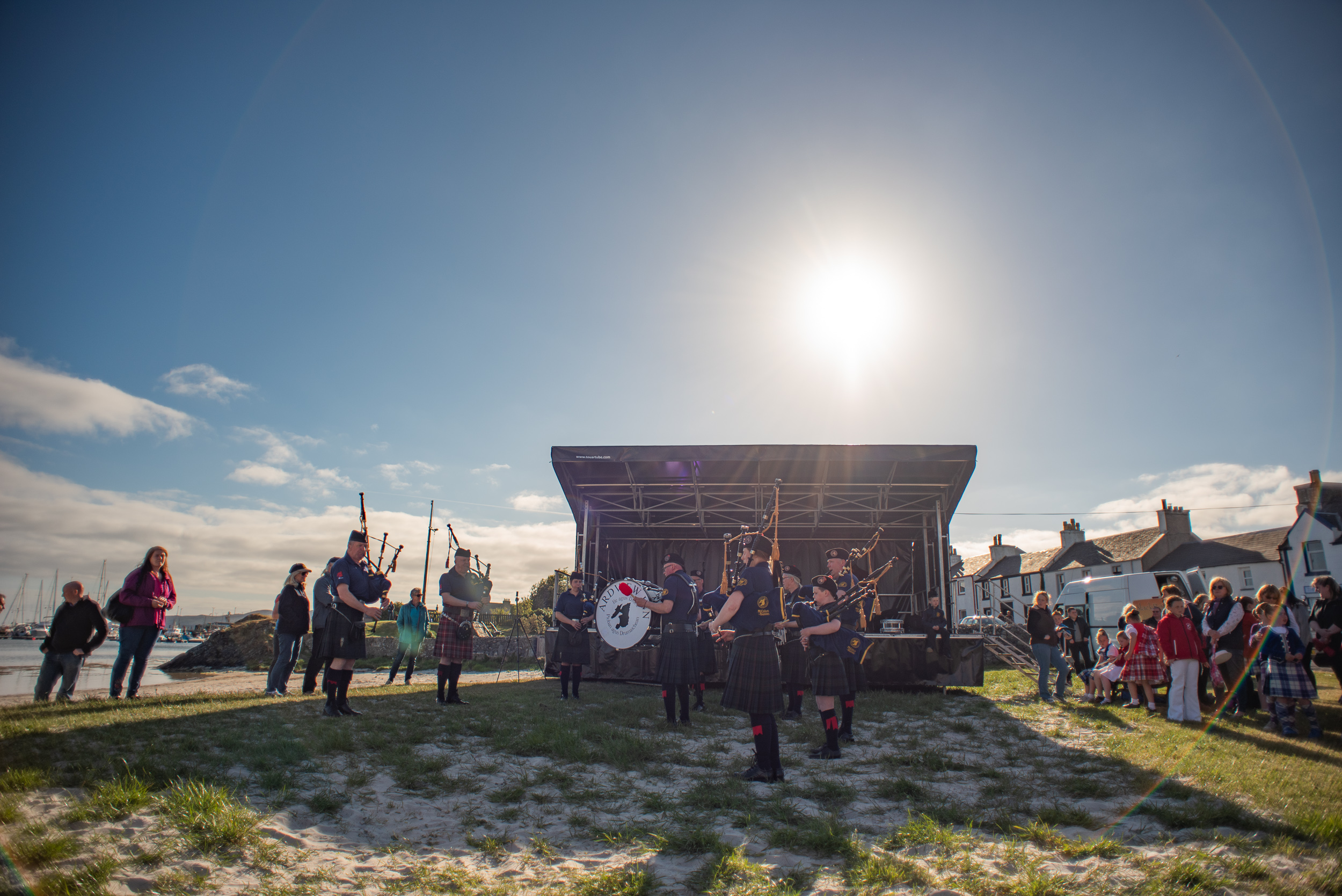 Feis Ile Opening Event